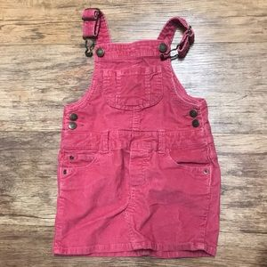 Excellent condition Gap Skirt Coveralls.